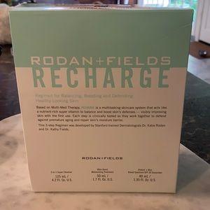 Rodan + Fields Recharge Regimen.